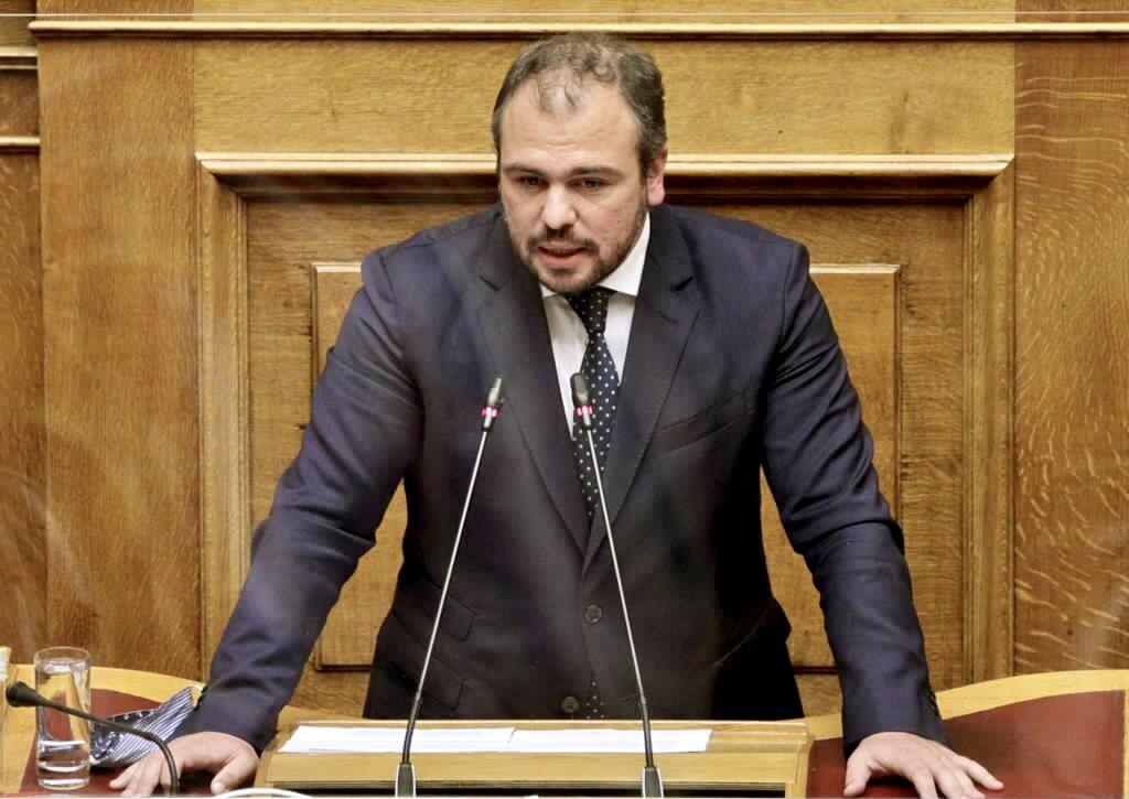 Φίλιππος Φόρτωμας: «Ισόρροπη περιφερειακή ανάπτυξη μέσα από το Εθνικό Σχέδιο Ελλάδα 2.0»