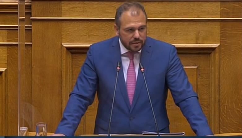 Φίλιππος Φόρτωμας: «Επαναφέρουμε την αξιοπιστία της χώρας»